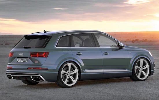 Audi RSQ7 impressie