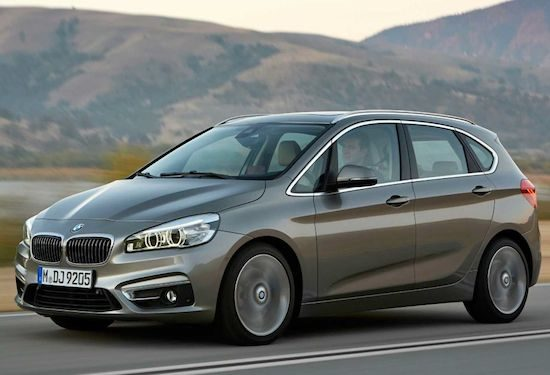 bmw 2 serie active tourer is officieel. Black Bedroom Furniture Sets. Home Design Ideas