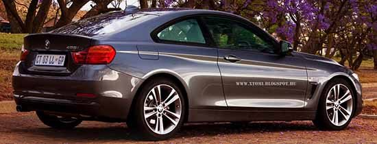 BMW 4 Serie Compact