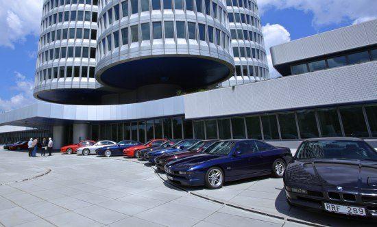 Gallery: BMW viert 25-jarig bestaan van de 8-serie (E31)