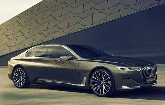 BMW Concept Vision Future Luxury