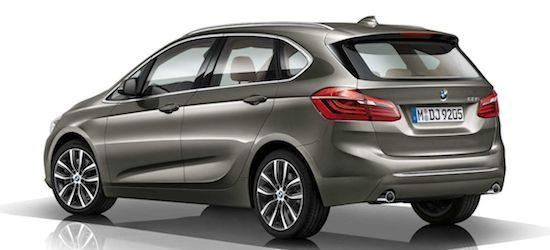 BMW 2 Serie Active Tourer is officieel