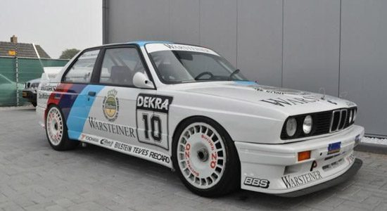 BMW E30 M3 DTM te koop in Deventer