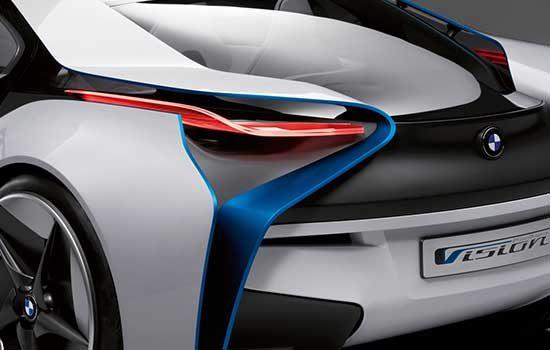 BMW Vision EfficiëntDynamics Concept