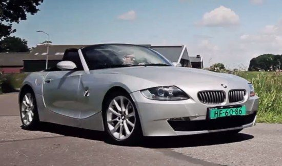 bmw z4 2003 2008 occasion video advice allnews. Black Bedroom Furniture Sets. Home Design Ideas
