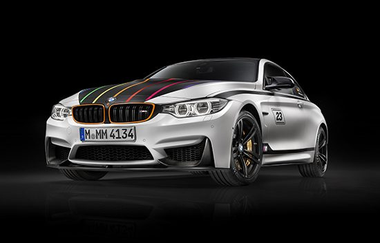 bmw m4 chapion edition wit