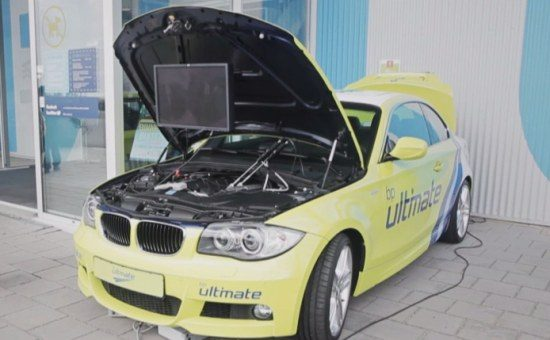 BP Ultimate BMW