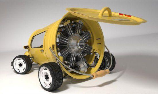 Bucket Rover