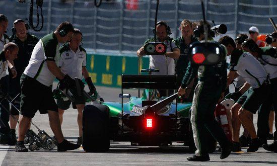 Caterham F1 ontslaat personeel