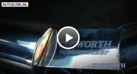Video: Toyota GT86 tuning door Cosworth