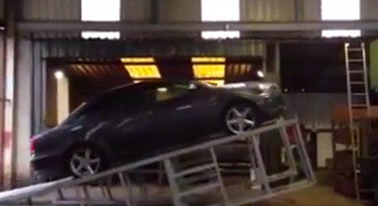 Zelf Garage Bouwen : Zo maak je zelf een handige brug voor in elke garage auto