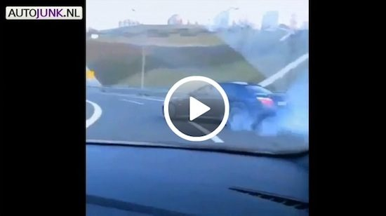 Video: Driftturk in BMW M5