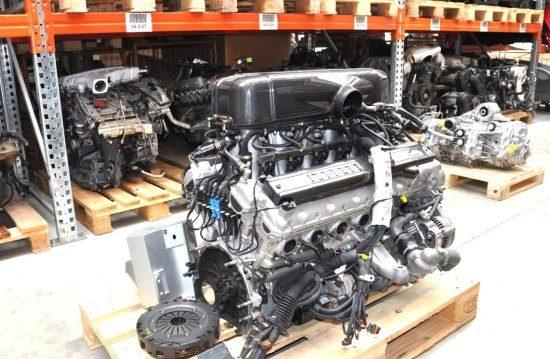V12 uit de Ferrari Enzo