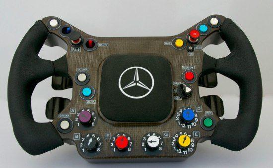Origineel Mclaren Formule 1 Stuur Te Koop Op Ebay