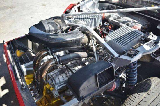 F40 LM motor
