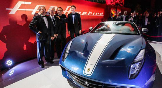 Sergio Marchionne waardeert Ferrari op 12 miljard