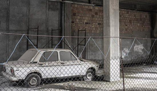 Fiat 128 in Griekenland