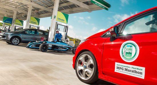 Ford Fiesta ST MPG Marathon