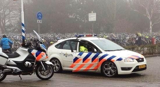 Ford levert nieuwe politiewagens?