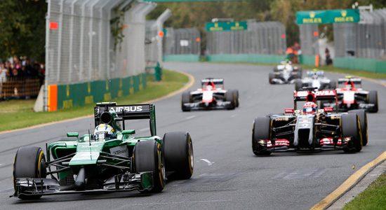 Formule 1 Maleisië 2014