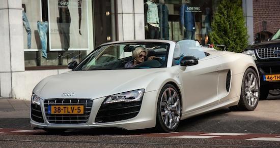 Na Mercedes pakt ook Audi een verkooprecord
