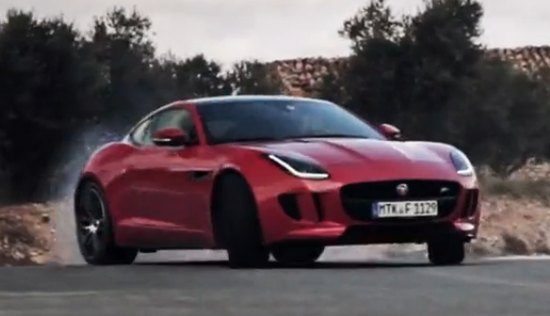 Jaguar F-Type R drift door Casper