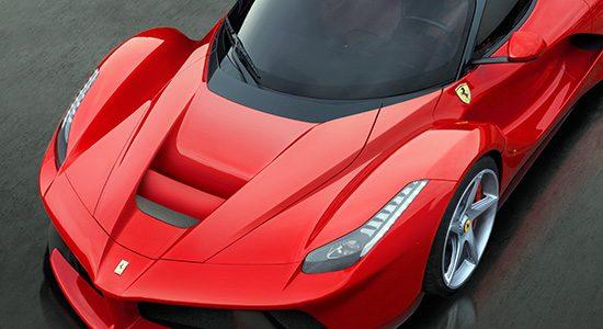 LaFerrari XX voorzien van V6?