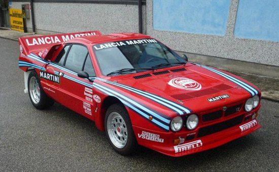 Lancia 037-replica