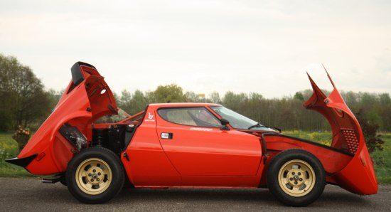 Te koop in Amsterdam: Lancia Stratos
