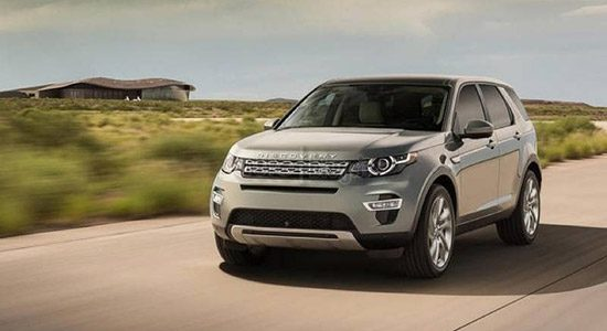 Dit is de Land Rover Discovery Sport