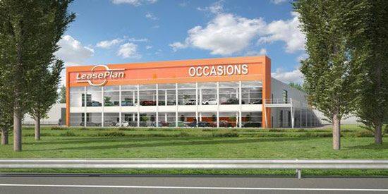 Occasion Center Moordrecht Leaseplan