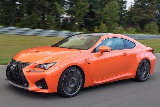Lexus geeft uitleg over de 5.0 V8 uit de RC F