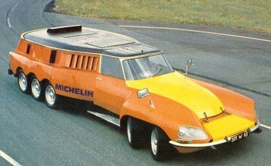 De 10 vreemdste auto