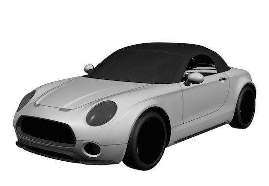 Gaat de MINI Superleggera Roadster er dan toch komen?