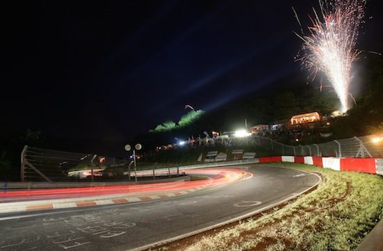 Nürburgring by night