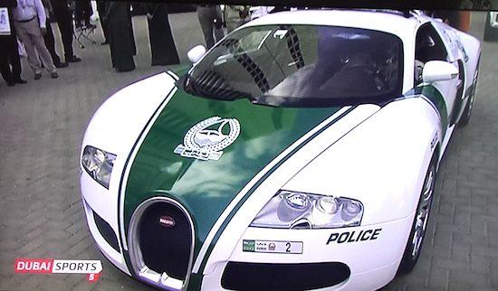 politie-Veyron