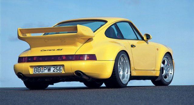 Porsche 911 964 Carrera RS 3.8