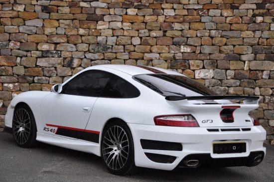 Porsche 4.0 ombouw