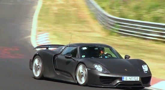 Video: het beste van de Nürburgring in 2013