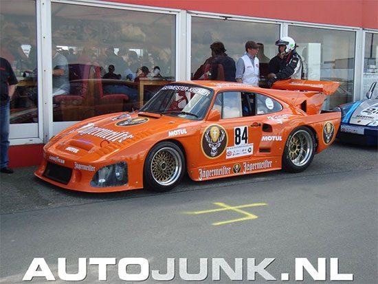 Porsche 935 Kremer