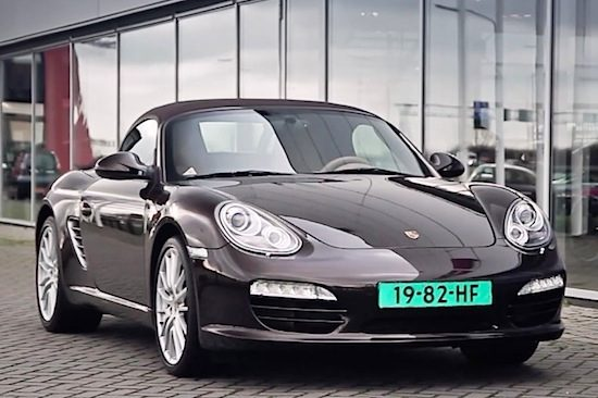 porsche boxster occasion video aankoopadvies. Black Bedroom Furniture Sets. Home Design Ideas