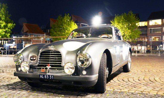 Aston Martin DB2 Winterswijk