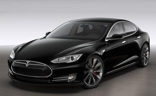 Tesla auto prijs
