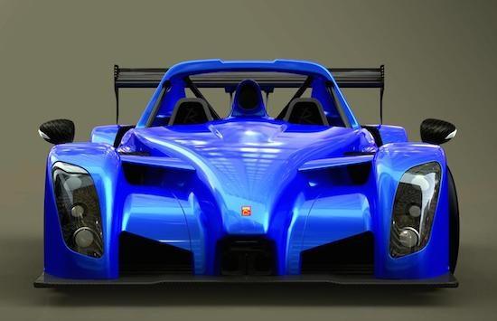 Radical SR8 RSX maakt je bang met 445 pk in 860 kg