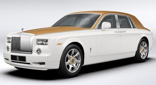 Rolls-Royce Phantom GCC Edition