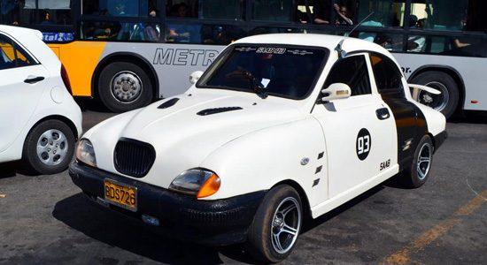 Saab 93 Seicento Cuba special