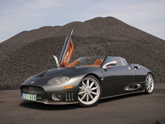 Spyker C8 Spyder 2000