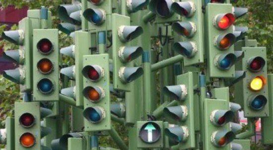 Stoplichten manipuleren, het kan relatief eenvoudig