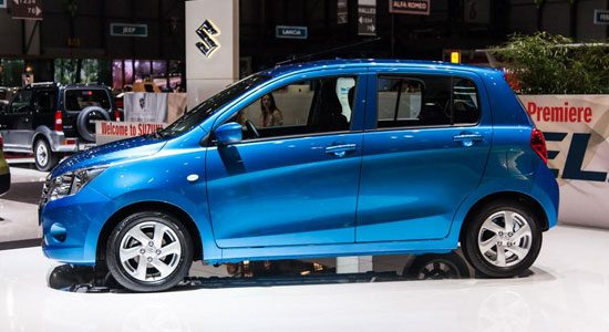 Suzuki Celerio is nieuwe Alto
