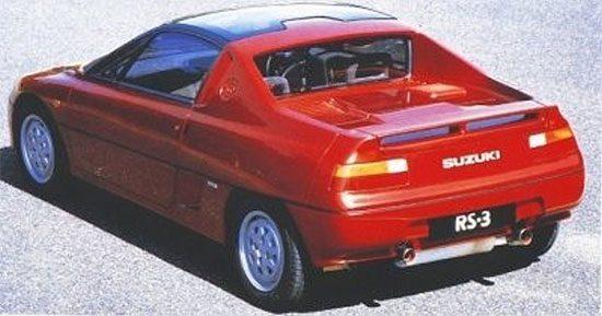 Suzuki RS-3